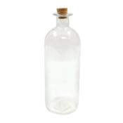 18 oz Clear Glass Bottle TableCraft